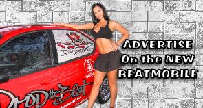 Advertise on BEATMOBILE